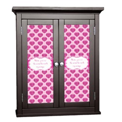 Love You Mom Cabinet Decal - Custom Size