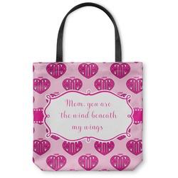 Love You Mom Canvas Tote Bag
