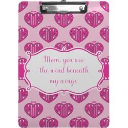 Love You Mom Clipboard