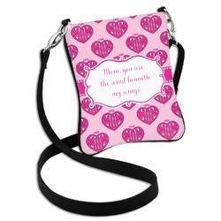 Love You Mom Cross Body Bag - 2 Sizes