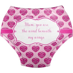 Love You Mom Diaper Cover