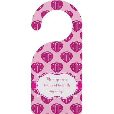 Love You Mom Door Hanger