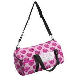 Love You Mom Duffel Bag - Multiple Sizes