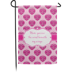 Love You Mom Garden Flag - Single or Double Sided