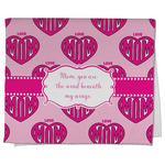 Love You Mom Kitchen Towel - Full Print