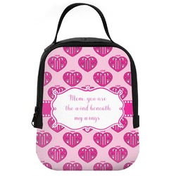 Love You Mom Neoprene Lunch Tote
