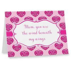 Love You Mom Note cards
