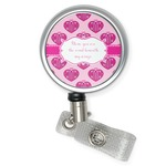 Love You Mom Retractable Badge Reel