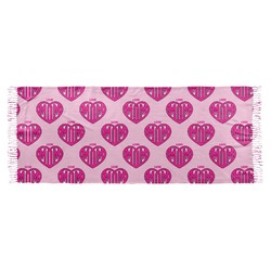 Love You Mom Faux Pashmina Scarf