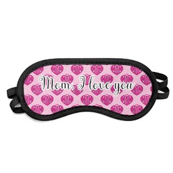Love You Mom Sleeping Eye Mask
