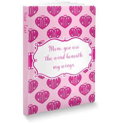 Love You Mom Softbound Notebook