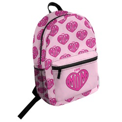 Love You Mom Student Backpack
