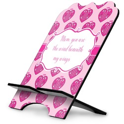 Love You Mom Stylized Tablet Stand