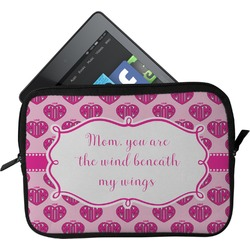 Love You Mom Tablet Case / Sleeve