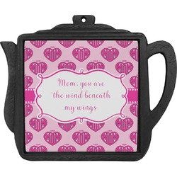 Love You Mom Teapot Trivet