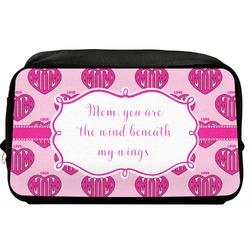 Love You Mom Toiletry Bag / Dopp Kit