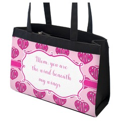 Love You Mom Zippered Everyday Tote