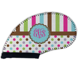 Stripes & Dots Golf Club Cover (Personalized)