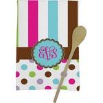 Stripes & Dots Kitchen Towel - Full Print (Personalized)