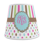Stripes & Dots Empire Lamp Shade (Personalized)