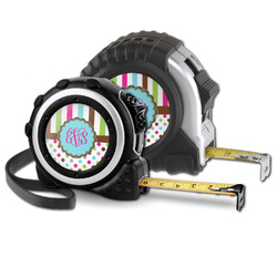Stripes & Dots Tape Measure (Personalized)