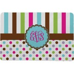 Stripes & Dots Comfort Mat (Personalized)