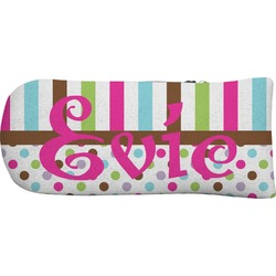 Stripes & Dots Putter Cover (Personalized)