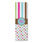 Stripes & Dots Runner Rug - 3.66'x8' (Personalized)