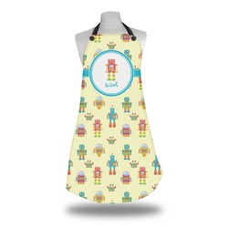 Robot Apron (Personalized)