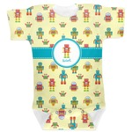 Robot Baby Bodysuit (Personalized)