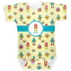 Robot Baby Bodysuit (Personalized)