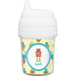 Robot Baby Sippy Cup (Personalized)