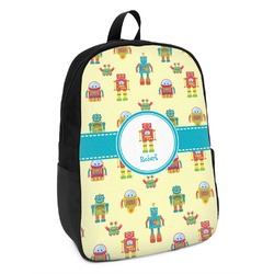 Robot Kids Backpack (Personalized)