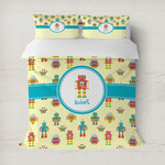 Robot Duvet Covers (Personalized)