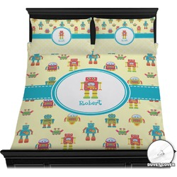 Robot Duvet Cover Set (Personalized)