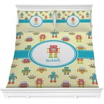 Robot Comforters (Personalized)