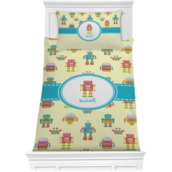 Robot Comforter Set - Twin XL (Personalized)