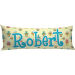 Robot Body Pillow Case (Personalized)