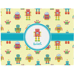 Robot Placemat (Fabric) (Personalized)