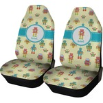 Robot Car Seat Covers (Set of Two) (Personalized)