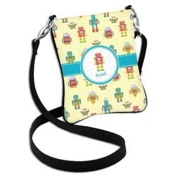 Robot Cross Body Bag - 2 Sizes (Personalized)