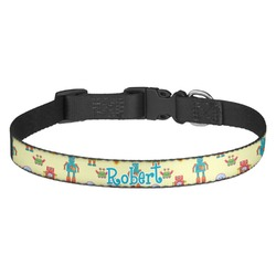 Robot Dog Collar (Personalized)
