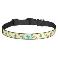 Robot Dog Collar - Medium (Personalized)
