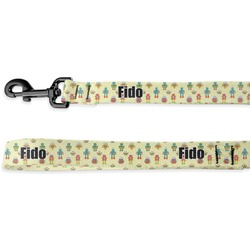 Robot Deluxe Dog Leash (Personalized)
