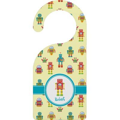 Robot Door Hanger (Personalized)