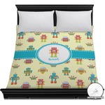 Robot Duvet Cover (Personalized)