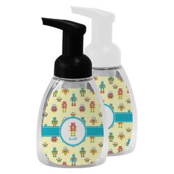 Robot Foam Soap Bottle (Personalized)