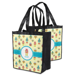 Robot Grocery Bag (Personalized)