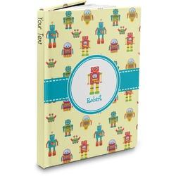 Robot Hardbound Journal (Personalized)