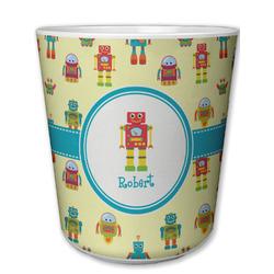 Robot Plastic Tumbler 6oz (Personalized)